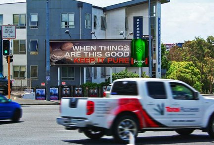 APN Outdoor reaches an agreement with JAM Billboards