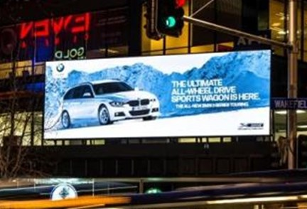 Auckland Council approval sees APN Outdoor create NZ's first Digital Billboard network
