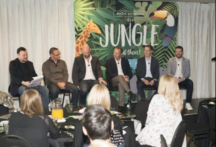 APN Outdoor explore the jungle of Media Attention in 2016 headline research study