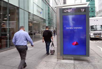 JCDecaux becomes the first Out-of-Home Media company to join the RE100 initiative